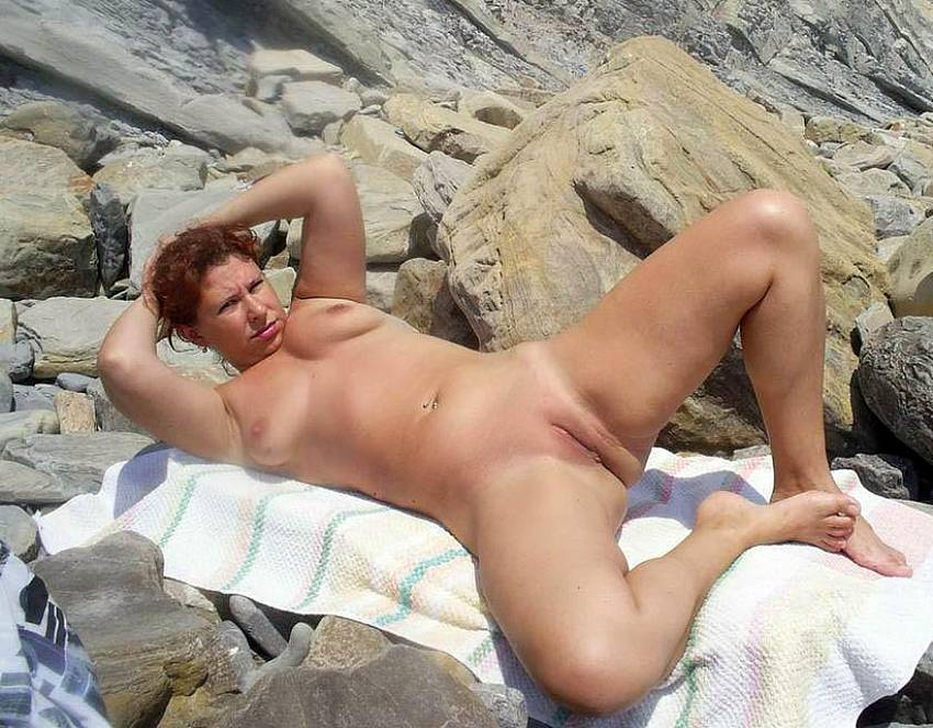 Nude beach hidden camera