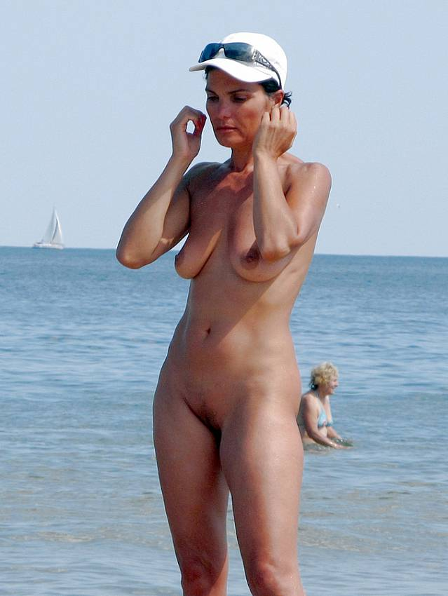 nude beach collection