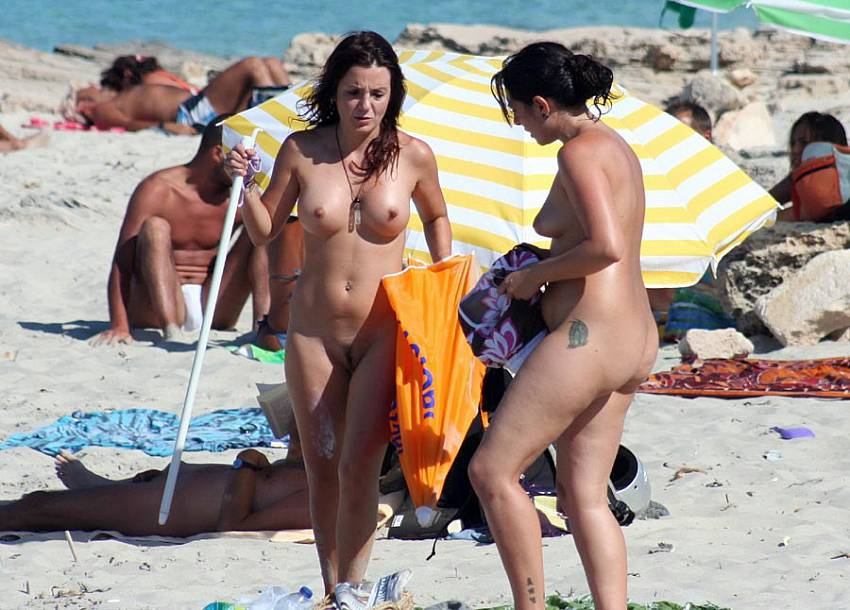 бразильские нудисты фото