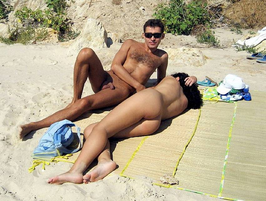 Dare once Nude american beach girls curious
