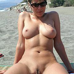 Outdoor beach.