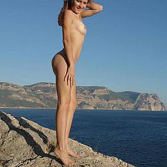 Outdoor swimsuit.